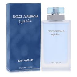 Light Blue Eau Intense Perfume by Dolce & Gabbana 3.3 oz Eau De Parfum Spray