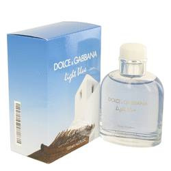 Light Blue Living Stromboli Cologne by Dolce & Gabbana 4.2 oz Eau De Toilette Spray