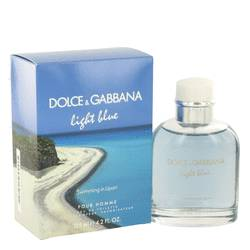 Light Blue Swimming In Lipari Cologne by Dolce & Gabbana 4.2 oz Eau De Toilette Spray