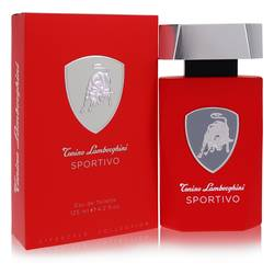 Lamborghini Sportivo Cologne by Tonino Lamborghini 4.2 oz Eau De Toilette Spray