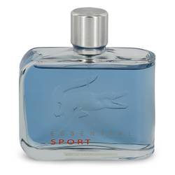 Lacoste Essential Sport Cologne by Lacoste 4.2 oz Eau De Toilette Spray (unboxed)