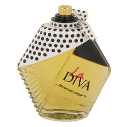 La Diva Perfume by Ungaro 3.4 oz Eau De Parfum Spray (Tester)
