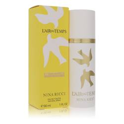 L'air Du Temps Perfume by Nina Ricci 1 oz Eau De Toilette Spray