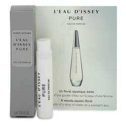 L'eau D'issey Pure Perfume by Issey Miyake 0.03 oz Vial (sample) EDP
