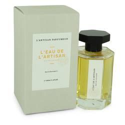L'eau De L'artisan Cologne by L'artisan Parfumeur 3.4 oz Eau De Cologne Spray