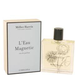 L'eau Magnetic Perfume by Miller Harris 3.4 oz Eau De Parfum Spray