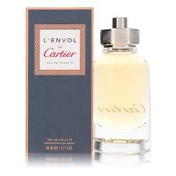L'envol De Cartier Cologne by Cartier 2.7 oz Eau De Toilette Spray