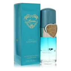 Love's Eau So Adorable Perfume by Dana 1.5 oz Eau De Parfum Spray