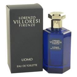 Lorenzo Villoresi Firenze Uomo Cologne by Lorenzo Villoresi 3.3 oz Eau De Toilette Spray