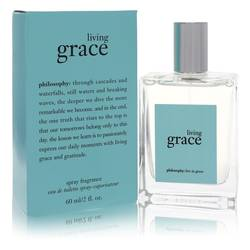 Living Grace Perfume by Philosophy 2 oz Eua De Toilette Spray