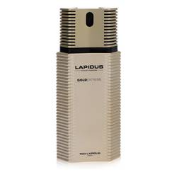 Lapidus Gold Extreme Cologne by Ted Lapidus 3.4 oz Eau DE Toilette Spray (Tester)