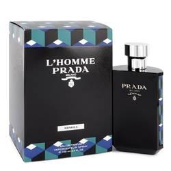 L'homme Prada Absolu Cologne by Prada 3.4 oz Eau De Parfum Spray