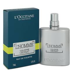 L'homme Cologne Cedrat Cologne by L'occitane 2.5 oz Eau De Toilette Spray