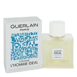 L'homme Ideal Cologne Cologne by Guerlain 1.6 oz Eau De Toilette Spray