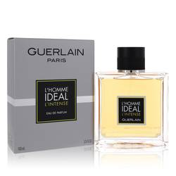 L'homme Ideal L'intense Cologne by Guerlain 3.4 oz Eau De Parfum Spray
