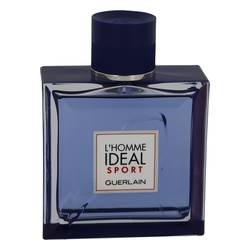 L'homme Ideal Sport Cologne by Guerlain 3.3 oz Eau De Toilette Spray (Tester)