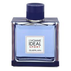 L'homme Ideal Sport Cologne by Guerlain 3.3 oz Eau De Toilette Spray (unboxed)