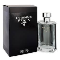L'homme Prada Cologne by Prada 5.1 oz Eau De Toilette Spray