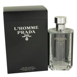 Prada L'homme Cologne by Prada 3.4 oz Eau De Toilette Spray