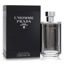 Prada L'homme Cologne by Prada 3.4 oz Eau De Toilette Spray