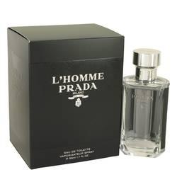 Prada L'homme Cologne by Prada 1.7 oz Eau De Toilette Spray