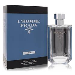 Prada L'homme L'eau Cologne by Prada 3.4 oz Eau De Toilette Spray