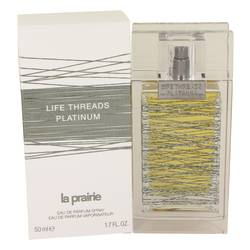 Life Threads Platinum Perfume by La Prairie 1.7 oz Eau De Parfum Spray