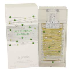 Life Threads Emerald Perfume by La Prairie 1.7 oz Eau De Parfum Spray