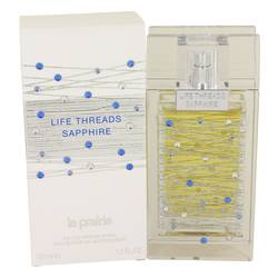 Life Threads Sapphire Perfume by La Prairie 1.7 oz Eau De Parfum Spray