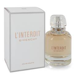 L'interdit Perfume by Givenchy 2.6 oz Eau De Toilette Spray