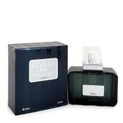 Lively Blue Cologne by Parfums Lively 3.3 oz Eau De Toilette Spray