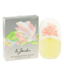 Le Jardin Perfume by Health & Beauty Focus 0.55 oz Mini EDT Spray