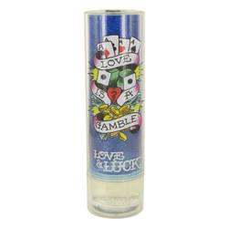 Love & Luck Cologne by Christian Audigier 6.7 oz Eau De Toilette Spray (unboxed)