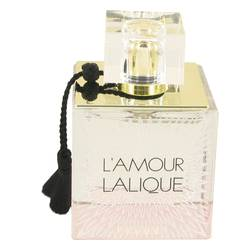 Lalique L'amour Perfume by Lalique 3.3 oz Eau De Parfum Spray (Tester)