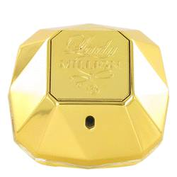 Lady Million Perfume by Paco Rabanne 1.7 oz Eau De Parfum Spray (unboxed)