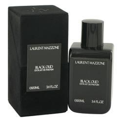 Black Oud Perfume by Laurent Mazzone, 3.4 oz Extrait De Parfum Spray for Women