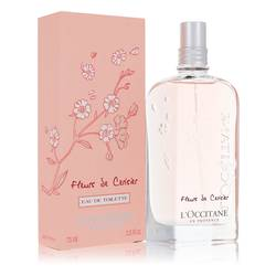 Fleurs De Cerisier L'occitane Perfume by L'occitane 2.5 oz Eau De Toilette Spray