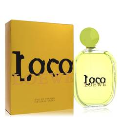 Loco Loewe Perfume by Loewe 3.4 oz Eau De Parfum Spray