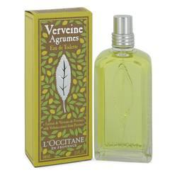 L'occitane Citrus Verbena (verveine Agrumes) Perfume by L'occitane, 3.3 oz Eau De Toilette Spray (Unisex) for Women