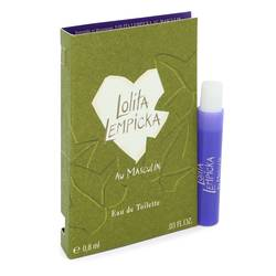 Lolita Lempicka Cologne by Lolita Lempicka 0.04 oz Vial (sample)