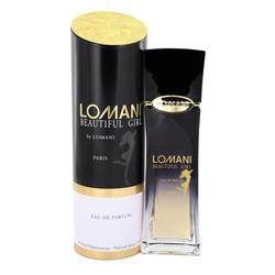 Lomani Beautiful Girl Perfume by Lomani 3.3 oz Eau De Parfum Spray