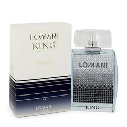 Lomani King Cologne by Lomani 3.3 oz Eau De Toilette Spray