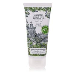 Lily Of The Valley (woods Of Windsor) Perfume by Woods of Windsor 3.4 oz Nourishing Hand Cream