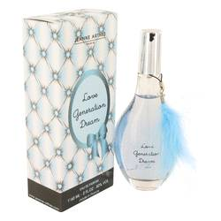 Love Generation Dream Perfume by Jeanne Arthes 2 oz Eau De Parfum Spray