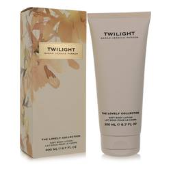 Lovely Twilight Perfume by Sarah Jessica Parker 6.7 oz Body Lotion