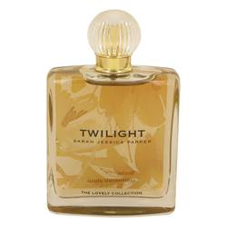 Lovely Twilight Perfume by Sarah Jessica Parker 2.5 oz Eau De Parfum Spray (Tester)