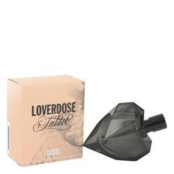 Loverdose Tattoo Perfume by Diesel 2.5 oz Eau De Parfum Spray