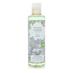 Lily Of The Valley (woods Of Windsor) Perfume by Woods of Windsor 8.4 oz Shower Gel