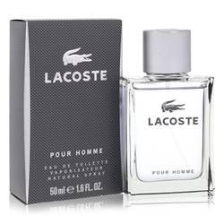 Lacoste Pour Homme Cologne by Lacoste 1.6 oz Eau De Toilette Spray