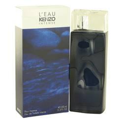 L'eau Par Kenzo Intense Cologne by Kenzo 3.3 oz Eau De Toilette Spray